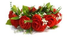 זר פרחים לראש - מוסיף צבע לכל אירוע