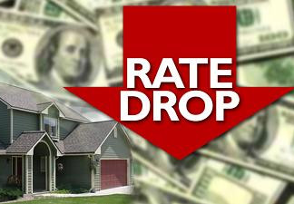 Lower mortgage rates push more borrowers to refinance, as Harvey mucks up the data
