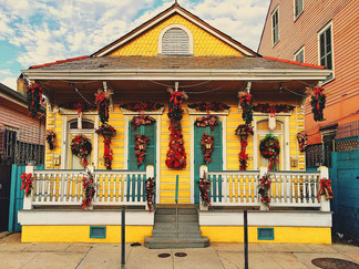 New Orleans Homes for the Holidays