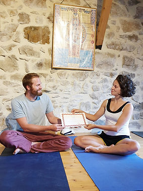 Kundalini Yoga Certification