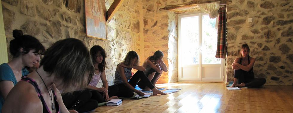 Kundalini Yoga 200h Training