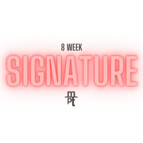8 Week Signature Program