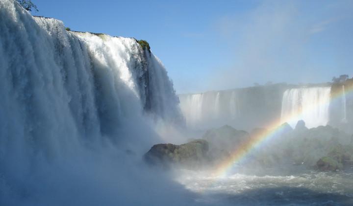 South America_Brazil Iguassu Falls_JS 07
