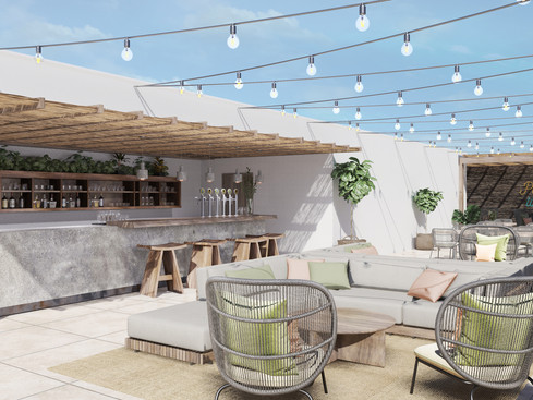Roof Terrace - Zona colonial