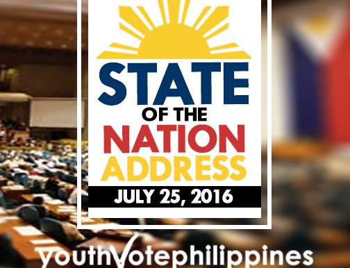 2016-State Of The Nation Address