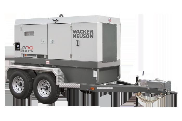 Wacker-Neuson Generator G70