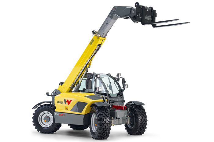 Wacker-Neuson Telehandler with Fork
