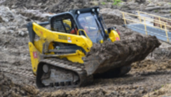 Wacker Neuson compact construction equipment