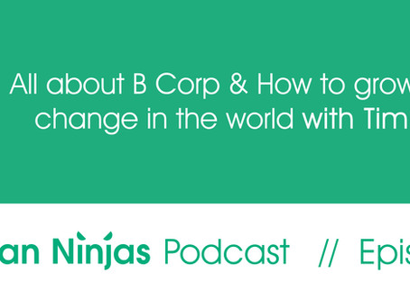 Can B Corps Help You Live & Work With Purpose & Meaning?