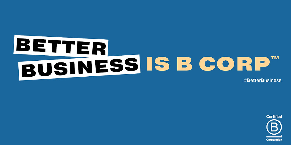 Better Business Is A B Corp?