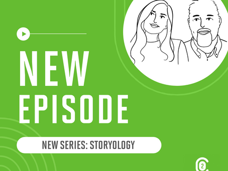 ConnectThe2 S6 Ep 14: NEW SERIES: Storyology