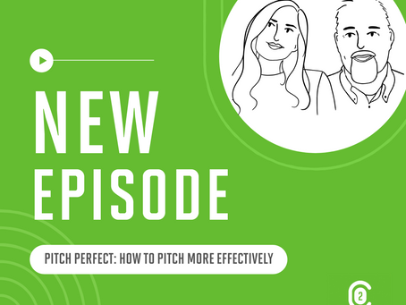 ConnectThe2 S6, Ep 12: Pitch Perfect: Pitching More Effectively with Reporters & Analysts