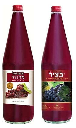 ''בציר''- מיץ ענבים תירוש 100% טבעי