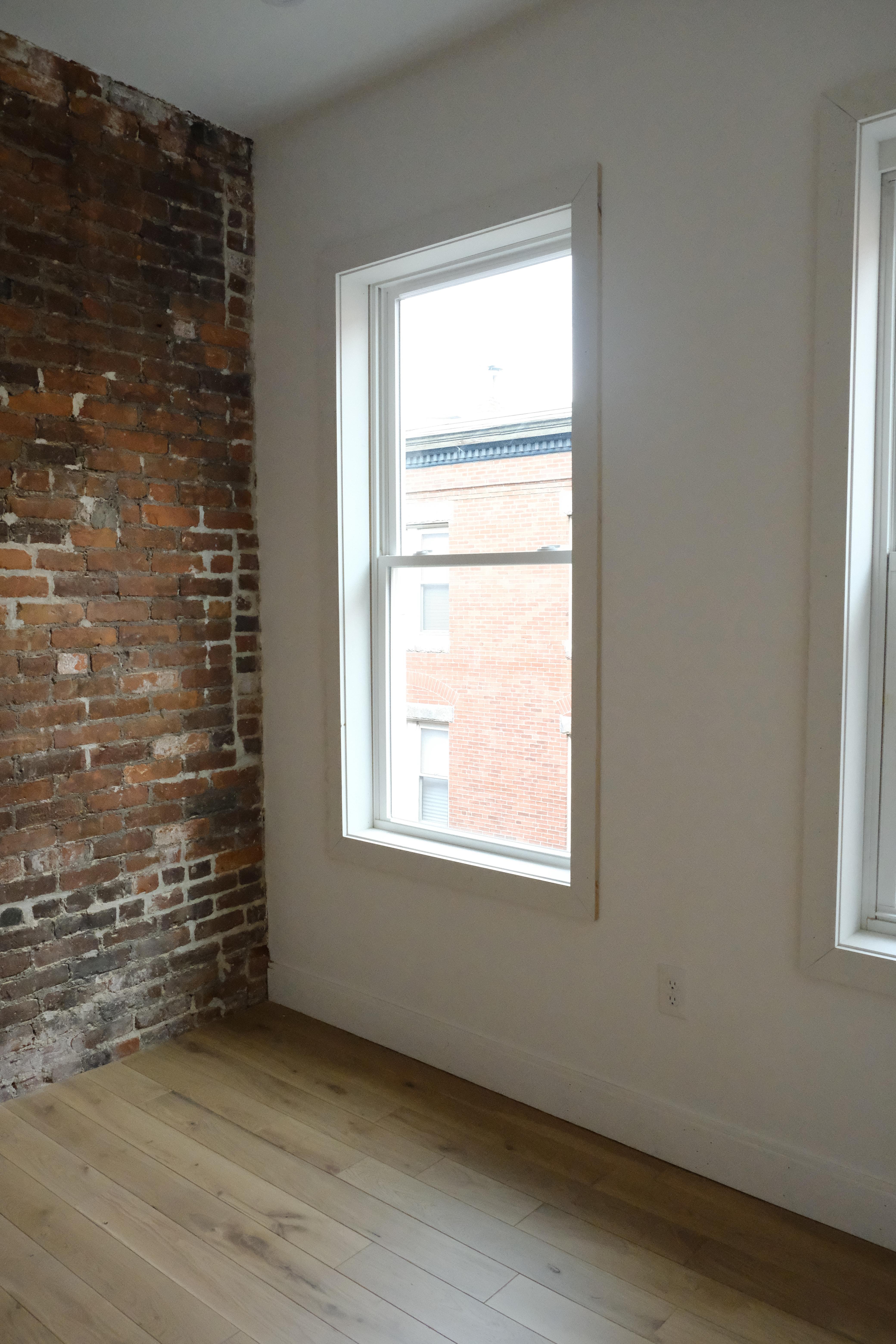 North End - Brick Wall