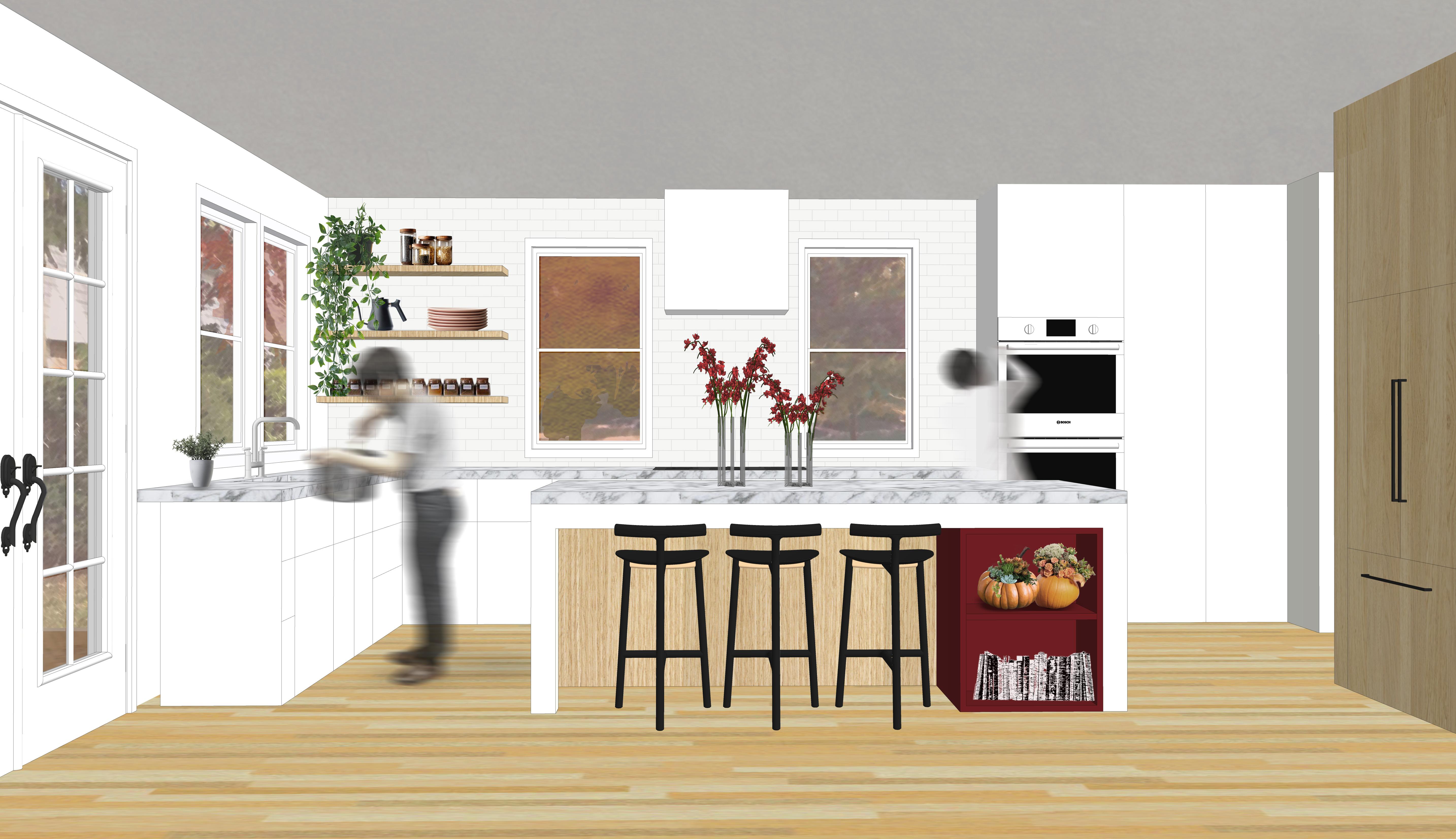 Newton - Kitchen