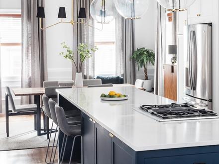 South Boston - Kitchen & Dining