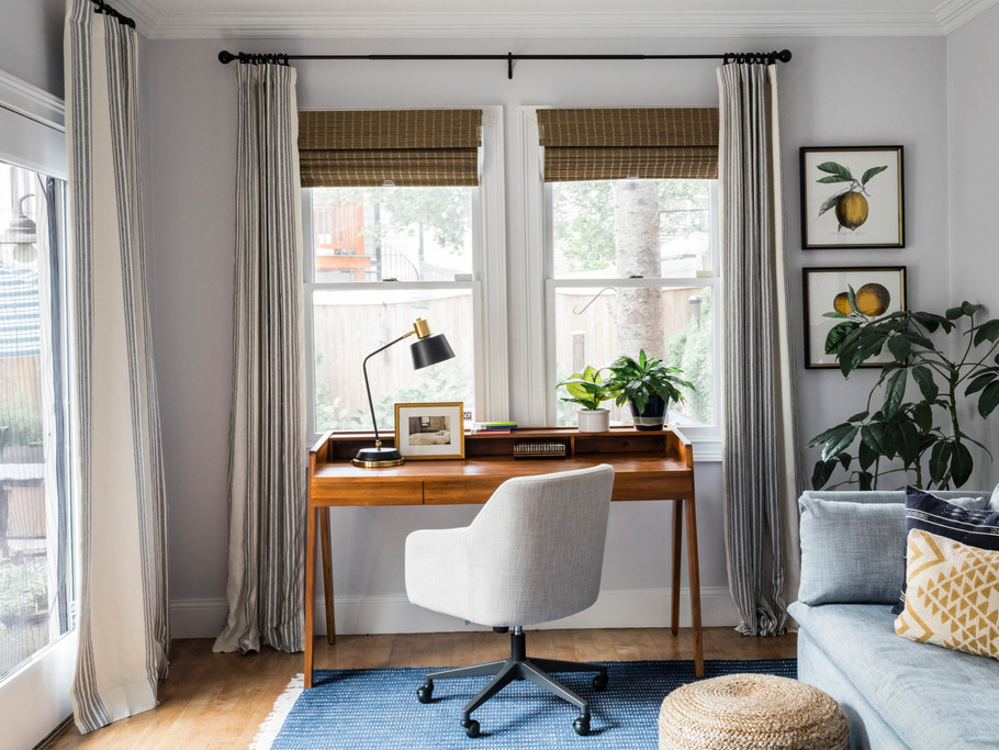 South Boston - Home Office/ Guest Room