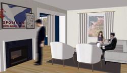 Newton - Living Room