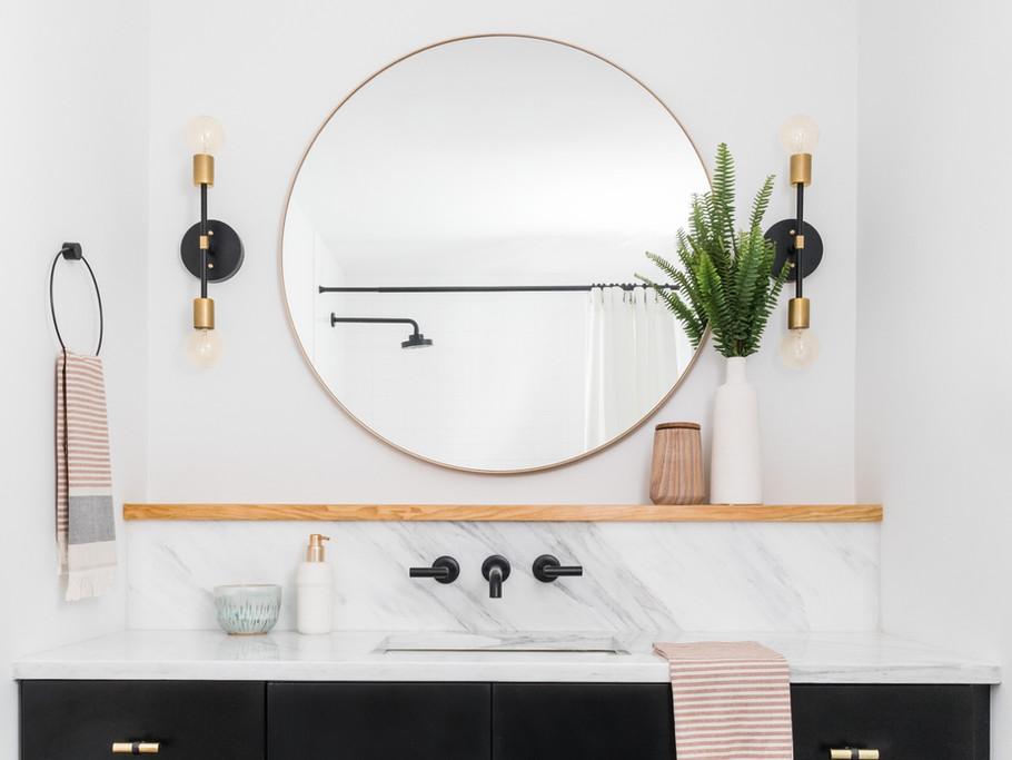 Jamaica Plain Guest Bath