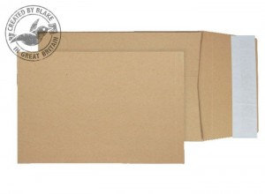 Value C5 (A5) Gusset Manilla Envelopes (125 Pack)