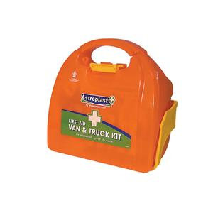 Value Van and Truck Kit with Bracket  Van & Truck First Aid Kit