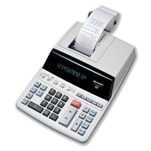 Value Sharp (12 Digit) Calculator Printing Mains-Power