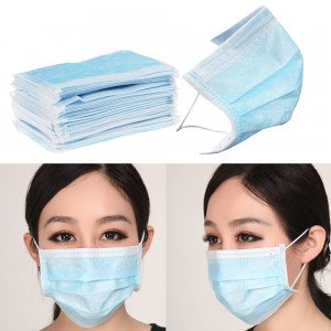 Value 3-Ply Disposable Mask (Pack of 20)