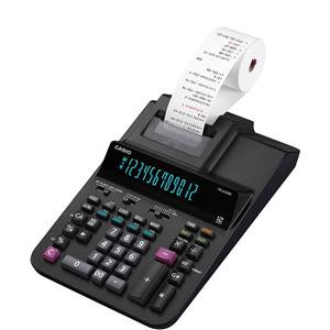 Value Casio Calculator Printing Euro Tax Mains-power 12 Digit