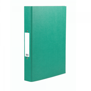 Value A4 Ring Binder Green (Pack of 10)