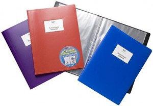 Value A4 60 Pocket Soft Cover Display Book