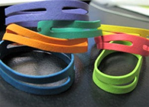 Value X-Bands Rubber 150mm Diameter (Assorted Colours)