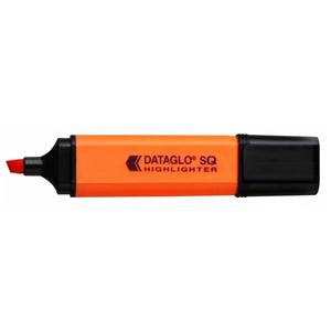 Value Highlighter Flat Barrel (Orange) Chisel Tip (Pack of 10 Highlighte