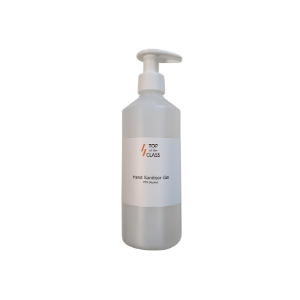 Value Hand Sanitiser 500ml Pump Top Bottle
