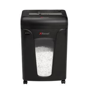 Value Rexel REM 820 Shredder (Micro Cut) 21 Litre Bin 8 Sheets P-5
