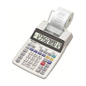 Value Sharp EL-1750V Printing Calculator