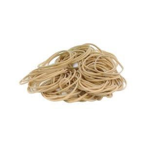 Value (454g) No 16 Rubber Band (Natural) 65mm x 1.5mm