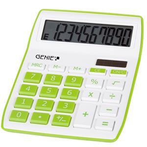 Value Genie 840G Desktop Calculator (Green)
