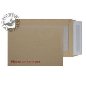 Value C4 (A4) Board Backed Envelopes (125 Pack)