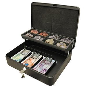 Value Cathedral (12 inch) Ultimate Cash Box Black (Single)