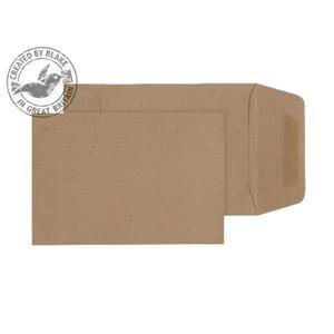 Value Dinner/Pocket Money Gummed Envelope (98mm x 67mm) (Pack 100)