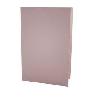 Value Lightweight Square Cut Folder Foolscap Buff (Pack of 100)