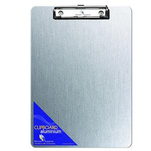 Value Stewart Superior (A4+) Aluminium Clipboard