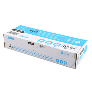 Till/Printer Roll Thermal Paper 57mm x 60mm (10 Pack)