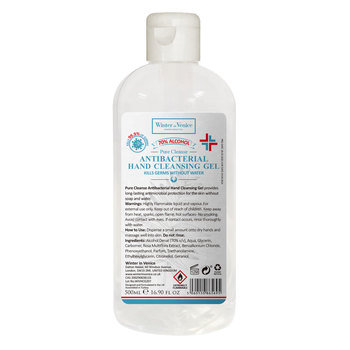 1 x 500ml Antibacterial Hand Cleansing Gel