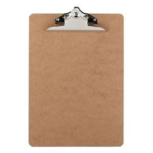 Value Hardboard (A4) Clipboard