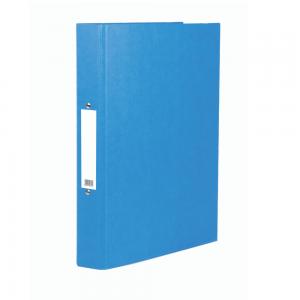 Value A4 Ring Binder Blue (Pack of 10)