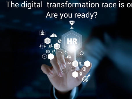 The digital adoption race of HR Tech is on. Do you have a path to the finish line?