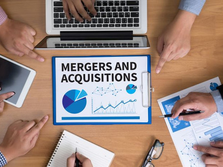 Planning For Mergers and/or Acquisitions in 2021?