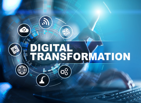 Digital Transformation:  Why Internal Teams Need to Collaborate