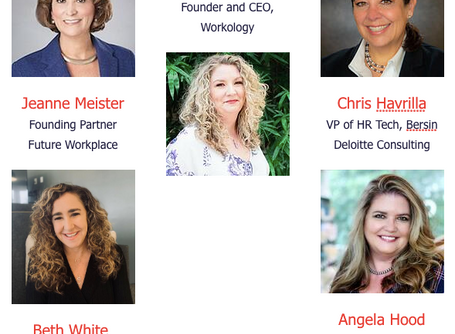 Don't miss this panel at the 2019 HR Technology Conference in Las Vegas